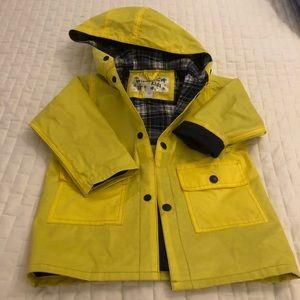 Jackets & Coats - Yellow raincoat
